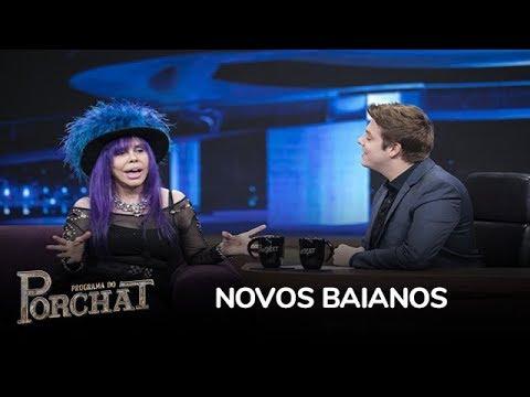 Baby Do Brasil Comenta Retorno Dos Novos Baianos