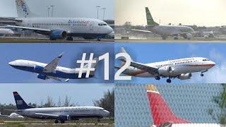 Plane Spotting in Nassau ~ Part 12 | Boeing 737 Classics