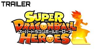 New Dragon Ball heroes anime trailer    release in June