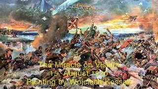"""""""Ułański mazur"""" 1920  - Polish Uhlans' Mazurka & The Battle of Warsaw"""