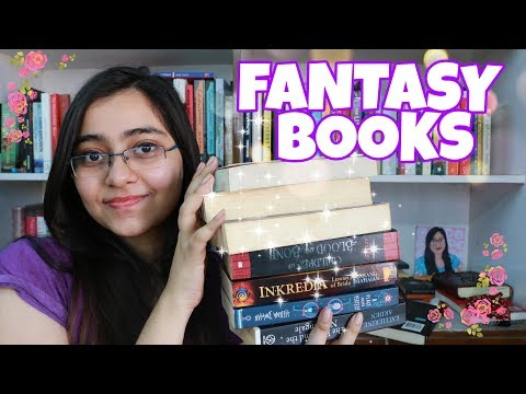 15 Fantasy Book Recommendations 》Books To Read!