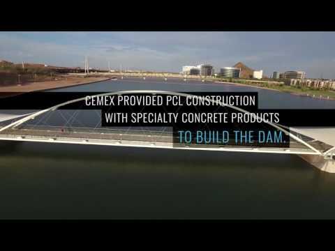 Building A Better Future In Arizona Tempe Town Lake Dam