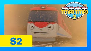 [НОВЫЙ] мультфильмы для детей l Титипо Сезон 2 русский l #1 Дальний рейс (1) l Паровозик Титипо
