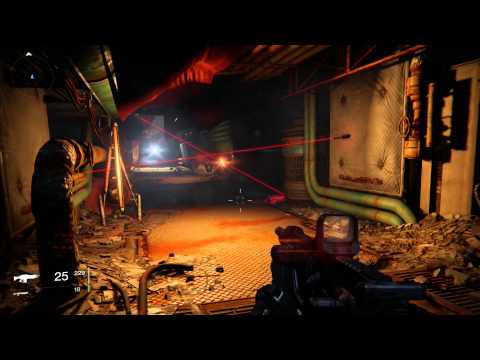 Let's Play Destiny (PS4): Old Russia / Wall / Cosmodrome