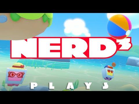 Nerd³ Plays... Vacation Simulator - Beach Bums