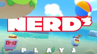 Nerd³ Plays... Vacation Simulator - Beach Bums