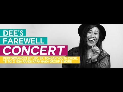 Dee's Farewell Concert YouTube Live
