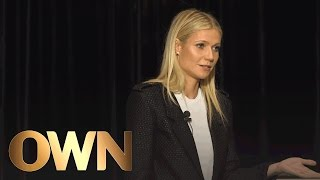 The Quote That Gives Gwyneth Paltrow Spiritual Sustenance | Pearl xChange | Oprah Winfrey Network