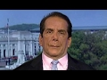 Krauthammer talks Trump's stance on North Korea