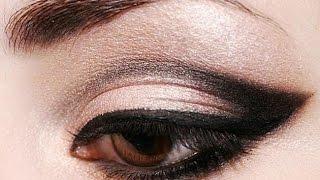Идеальный вечерний макияж для карих глаз(, 2014-09-22T19:49:48.000Z)