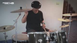 Puv Vaj - Txhob Ruam Ruam - Hands Band (Hmong Drum Cover)
