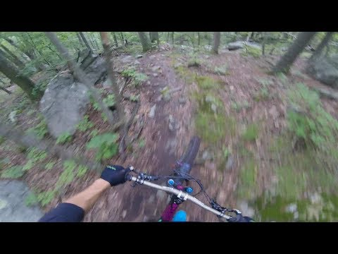 Blue Hills Mountain Biking: Tucker POV
