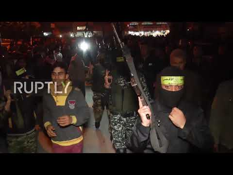 State of Palestine: Thousands attend funeral of Palestinian killed during Israel border violence