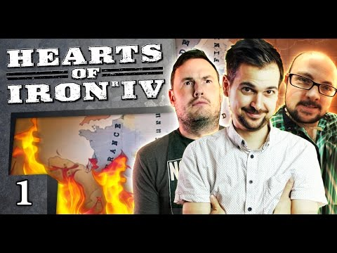 Hearts of Iron - The Cuckening #1 - Herr Mario