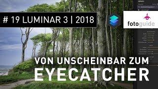 Luminar 3 / Luminar 2018 # 19: Von Unscheinbar zum Eyecatcher 2