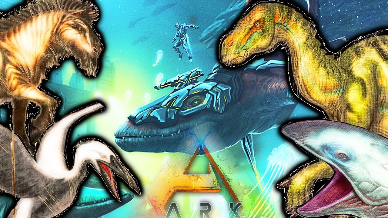 Ark: survival evolved patch will improve framerate on xbox one vg247.
