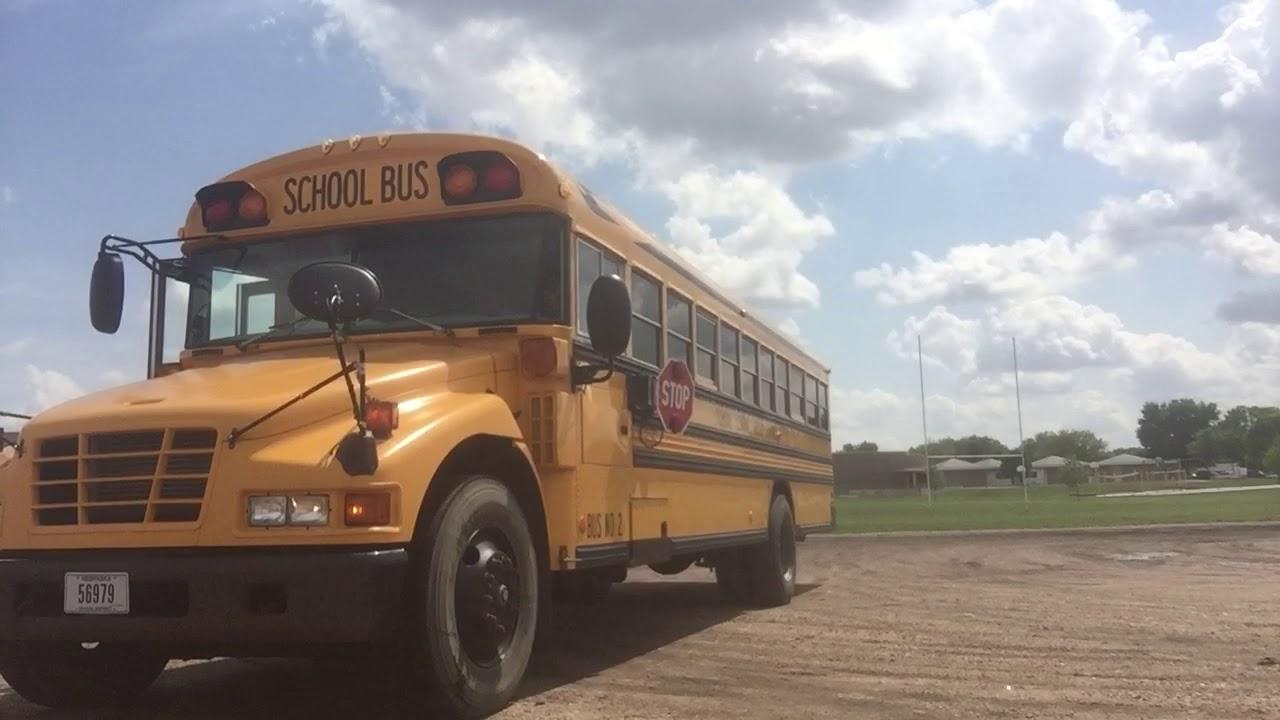 2005 Bluebird School Bus Selling On Bigiron Online Auction