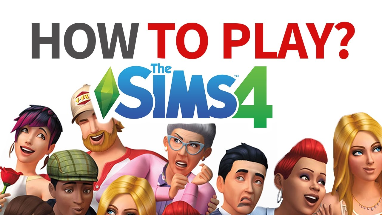 sims 4 ps4 how to play