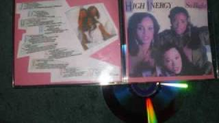 High Inergy First Impressions 1982