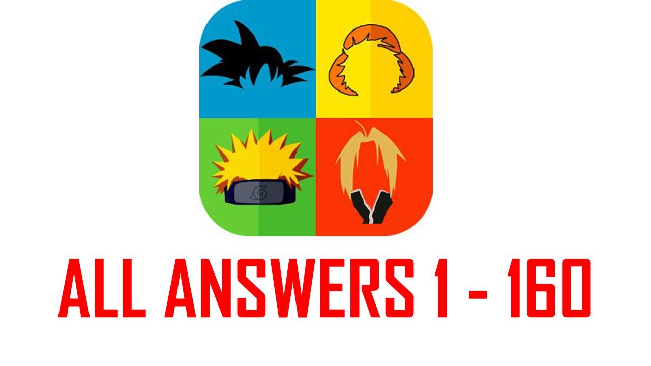 Quizzes - Anime Manga Quizzes For Otaku All Level Answers 1 160 Appgame Studio