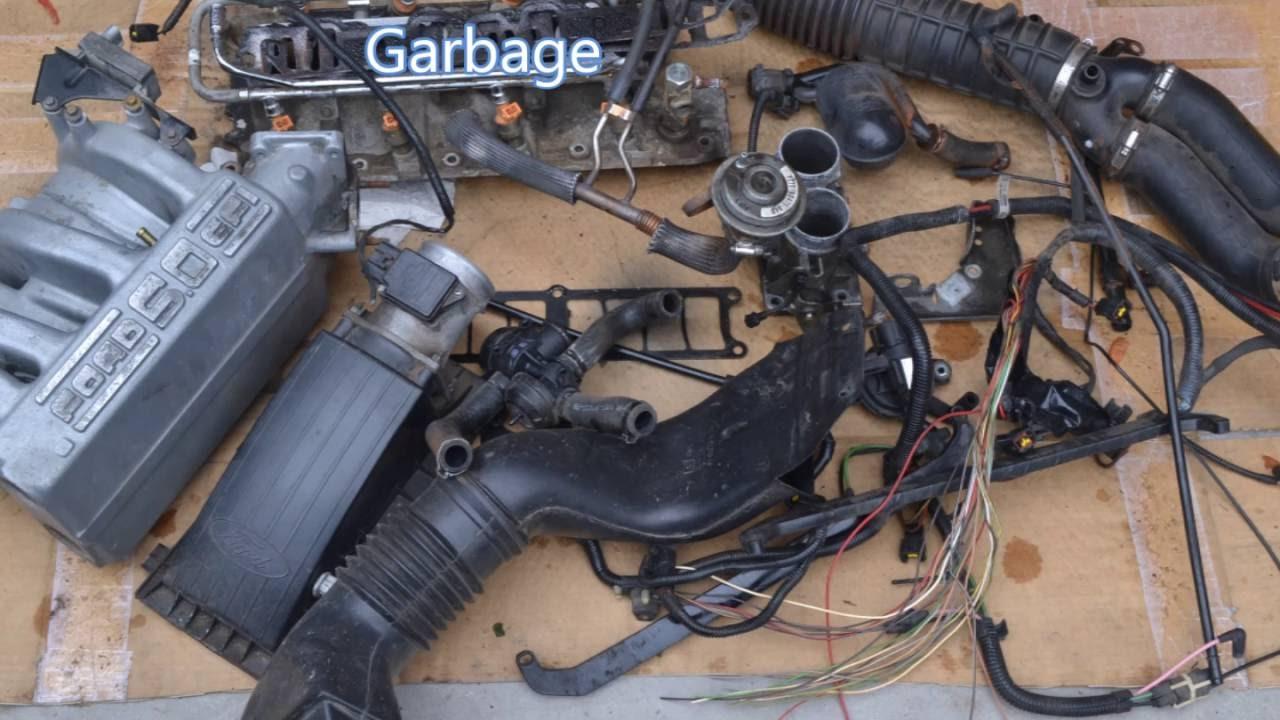 f150 302 carb swap efi to carburetor [ 1280 x 720 Pixel ]