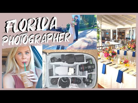 Florida Photographer Day In The Life! Whats In My Camera Bag! || Vlogmas Day 6