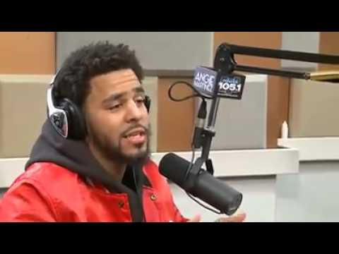 What are you Worth? J. Cole speaks.
