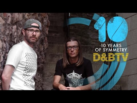 D&BTV Live #220: 10 Years of Symmetry - Total Science & Visionobi