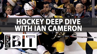 Hockey Deep Dive Featuring Ian Cameron | Sports BIT