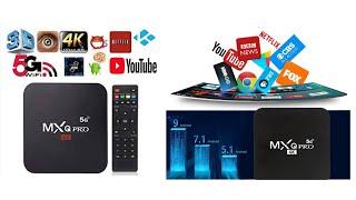 {NOVIDADE TV BOX 5 G} tv box,android tv box,tv box android,android tv - #shorts
