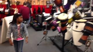 Jonathan Fletcher Music Djembe Demonstration! Smyrna Tennessee Music Lessons