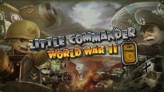 Little Commander - World War II TD - Universal - HD Gameplay Trailer screenshot 2