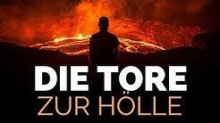 5 ECHTE Tore zur Hölle - Die unglaublichsten Orte dieser Welt | MysteryX Deutsch