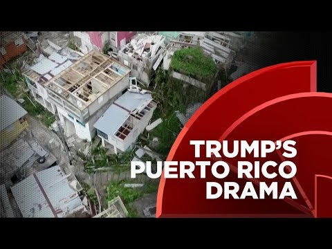 Another Insult To Puerto Rico: Trump Attacks Leadership, Warns Federal Help Won't Be There 'Forever'