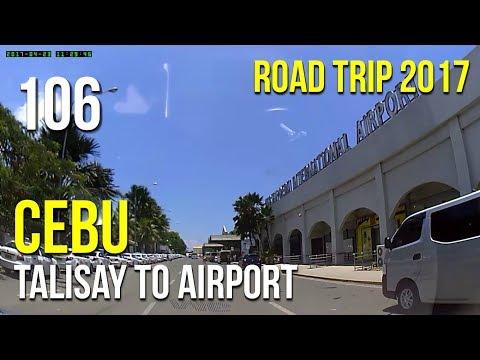 Road Trip #106 - Cebu: Talisay to Airport