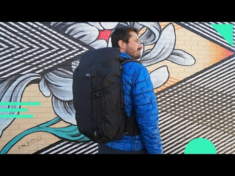 REI Ruckpack 40 Review | One Bag Travel Backpack (Men's & Women's Version)