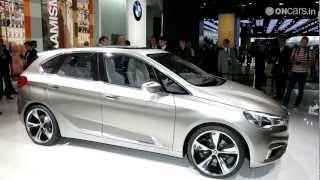 BMW Active Tourer Concept 2012 Videos