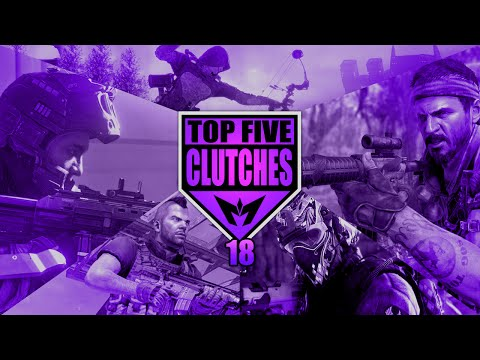 Call of Duty Top 5 SnD Clutches ep18 - The Knife Gods