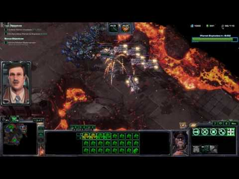Co-op - Mass Battlecruisers in Vermilion Problem on Brutal