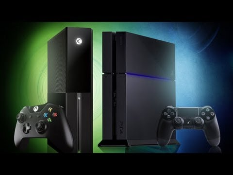Ps4 Vs Xbox One ! Quelle Console Est La Meilleur ?  Youtube