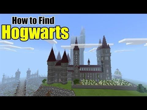 How To Find Hogwarts | Minecraft PE