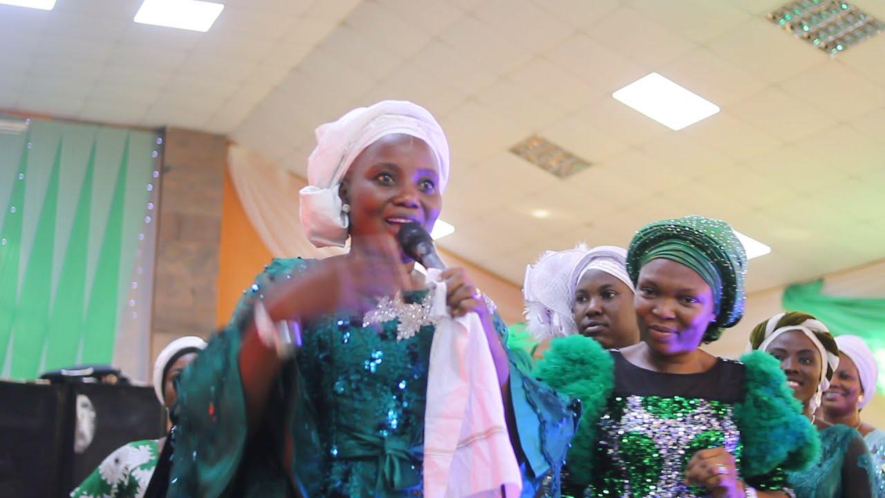 Download Senwele Jesu - live performance - Bukola Akinade - at Goshen land Ibadan 2021
