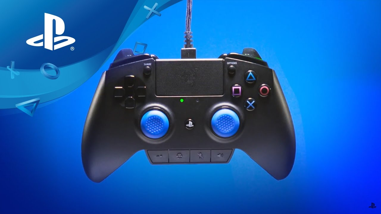 Razer Raiju Controller Ps4 Youtube The razer raiju ultimate is our first controller to feature both bluetooth and wired connection. razer raiju controller ps4