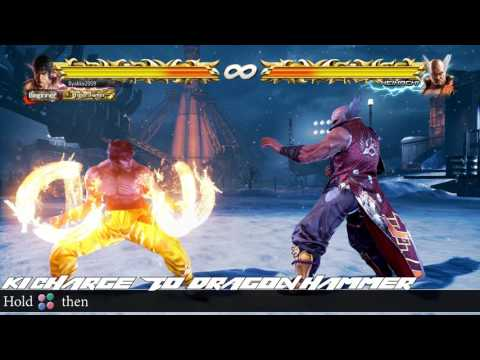 Tekken 7 - Secret Moves