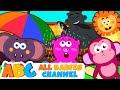 Rain Rain Go Away | Nursery Rhymes | Popular Nursery Rhymes