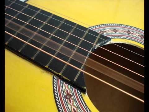 guitar a string vibrate sound youtube. Black Bedroom Furniture Sets. Home Design Ideas