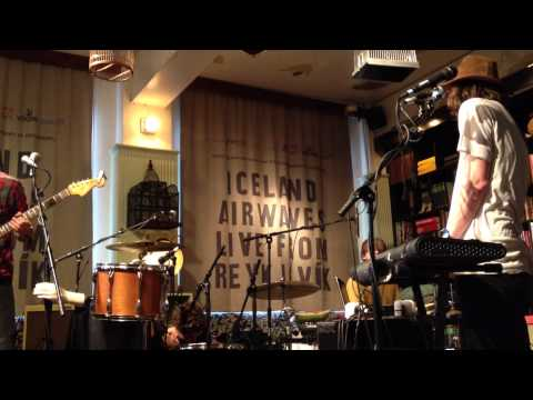 Half Moon Run at KEX (ICELAND AIRWAVES 2012)