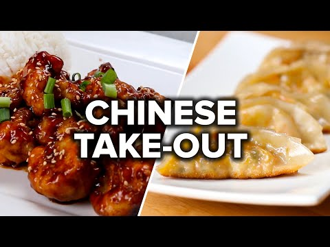 6 Vegetarian Chinese Take-Out-Style Dinners