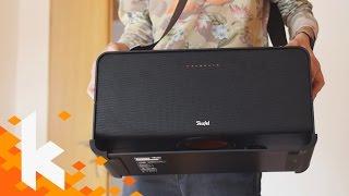 Teufel wollte mit dem Boomster XL den krassesten Bluetooth Lautspre...