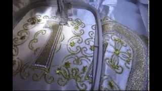 Хупа - неотъемлемый атрибут еврейской свадьбы (